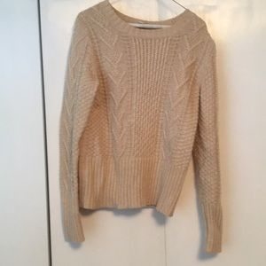GAP Sweaters - Gap cable knit sweater. Size L. Very cute